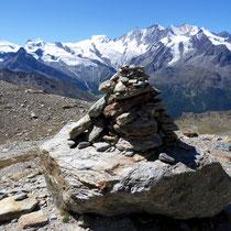 Motiv 4 - Beim Aufstieg zum Lagginhorn