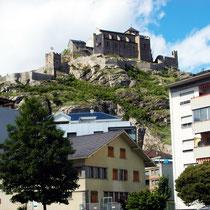 Motiv 3 - Château de Tourbillon