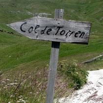Erstziel - Col de Torrent