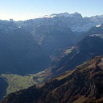 Glarner Alpen 2 - Bifertenstock, Tödistock