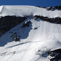 Ciarforon-Nordwand