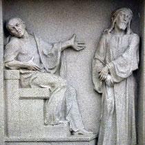 1. Station - Jesus wird zum Tode verurteilt