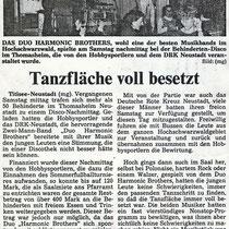 BZ-Artikel - 19. März 1985