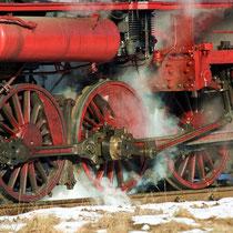Motiv 5 - Tender-Lok 58 311, Kuppelräder