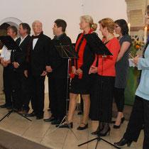 rising voices - 2012 - Konzert zur Nacht der Kirchen in Neugraben