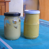 moutarde de Dijon safran-saint-gaudinois