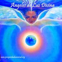 ÁNGELES DE LUZ DIVINA  - PROSPERIDAD UNIVERSAL