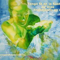 SUSTANCIA DIVINA -  PROSPERIDAD UNIVERSAL - www.prosperidaduniversal.org