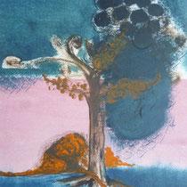 1979, MANOKO, 36 x 48, Öl und Acryl