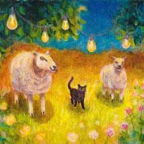 羊とくろねこ