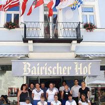 Das Team vom Hotel Bairischer Hof in Marktredwitz freut sich auf Ihren Besuch