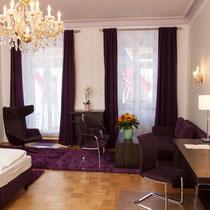 Entspannen Sie in unserem Fürstenzimmer