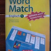 Word Match - CD English Wörter lernen - mit Uebersetzung