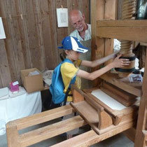 Gutenberg-Druckerpresse