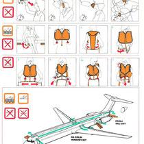 Courtesy: Adria Airways