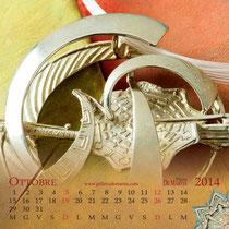 Piero De Martin Calendario 2014 - Ottobre - foto e grafica Alessio Buldrin www.fotoegraficaweb.com