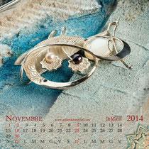 Piero De Martin Calendario 2014 - Novembre - foto e grafica Alessio Buldrin www.fotoegraficaweb.com