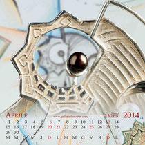 Piero De Martin Calendario 2014 - Aprile - foto e grafica Alessio Buldrin www.fotoegraficaweb.com