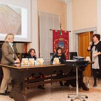 L'assessore alla Cultura e al Turismo dottoressa Adriana Danielis
