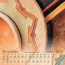 Piero De Martin Calendario 2014 - Settembre - foto e grafica Alessio Buldrin www.fotoegraficaweb.com
