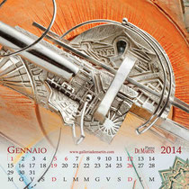 Piero De Martin Calendario 2014 - Gennaio - foto e grafica Alessio Buldrin www.fotoegraficaweb.com