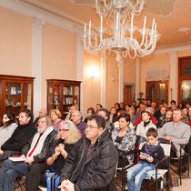 Il Salone d'Onore del Municipio di Palmanova