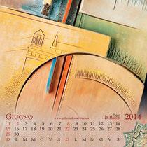 Piero De Martin Calendario 2014 - Giugno - foto e grafica Alessio Buldrin www.fotoegraficaweb.com