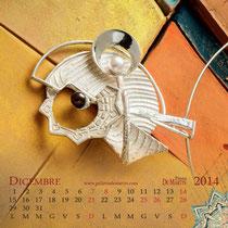 Piero De Martin Calendario 2014 - Dicembre - foto e grafica Alessio Buldrin www.fotoegraficaweb.com