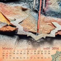 Piero De Martin Calendario 2014 - Marzo - foto e grafica Alessio Buldrin www.fotoegraficaweb.com
