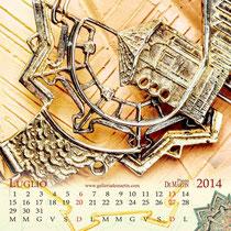 Piero De Martin Calendario 2014 - Luglio - foto e grafica Alessio Buldrin www.fotoegraficaweb.com