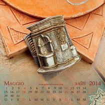 Piero De Martin Calendario 2014 - Maggio - foto e grafica Alessio Buldrin www.fotoegraficaweb.com