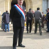 L'acteur Michel AUMONT