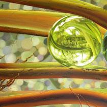 COLORES LUZ. Óleo/tela, 80 x 180 cm. Jorge Luna.