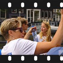 032  Amsterdam Canal Pride 2019 v.a de NH Radio Pride boot 26