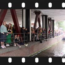 339 Amsterdam Canal Pride 2019 v.a de NH Radio Pride boot 26