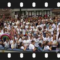 181 Amsterdam Canal Pride 2019 v.a de NH Radio Pride boot 26
