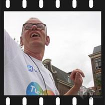 168 Amsterdam Canal Pride 2019 v.a de NH Radio Pride boot 26