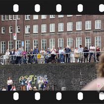 078 Amsterdam Canal Pride 2019 v.a de NH Radio Pride boot 26