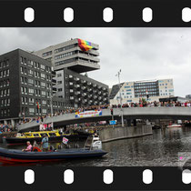 343 Amsterdam Canal Pride 2019 v.a de NH Radio Pride boot 26