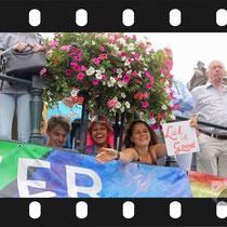 191 Amsterdam Canal Pride 2019 v.a de NH Radio Pride boot 26