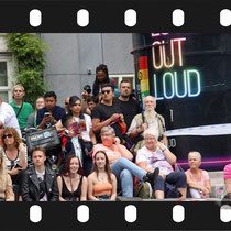 215 Amsterdam Canal Pride 2019 v.a de NH Radio Pride boot 26