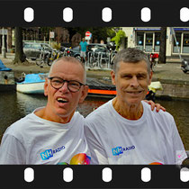 010 Amsterdam Canal Pride 2019 v.a de NH Radio Pride boot 26