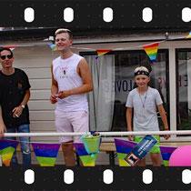 211- Canal Pride 2018  ©Marja Roele-Aertsen   Contact : +31 6 26952602