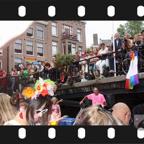 308 Amsterdam Canal Pride 2019 v.a de NH Radio Pride boot 26