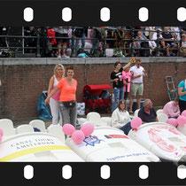 280 Amsterdam Canal Pride 2019 v.a de NH Radio Pride boot 26
