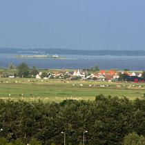 Durgerdam zicht vanaf Waterlandplein 2008 - bestelnr. 2008022