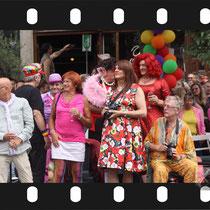 265 Amsterdam Canal Pride 2019 v.a de NH Radio Pride boot 26