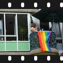 038 Amsterdam Canal Pride 2019 v.a de NH Radio Pride boot 26