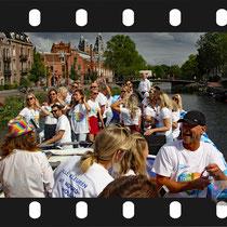 017   Amsterdam Canal Pride 2019 v.a de NH Radio Pride boot 26