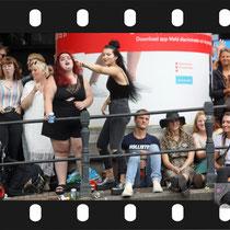180 Amsterdam Canal Pride 2019 v.a de NH Radio Pride boot 26